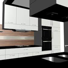 built in kitchen parts design and decorate your room in 3d