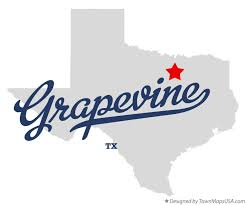 grapevine map map of grapevine tx