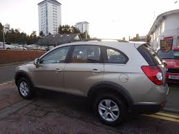 used 2008 chevrolet captiva 2 4 ls 5dr for sale in stirlingshire