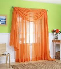 Burnt Orange Sheer Curtains Full Size Of Kitchenrust Colored Curtains Orange Sheer Curtains