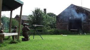 home guard firing the northover projector ww2 artillery youtube