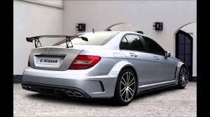 Modified A Class Mercedes Mercedes C Class W204 Amg Tuning Body Kit Youtube