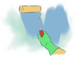 How To Clean Walls With Flat Paint by How To Touch Up Paint 9 Steps With Pictures Wikihow