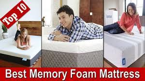 Latex Vs Memory Foam Sleepopolis Top10 Best Memory Foam Mattresses Best Memory Foam Mattress