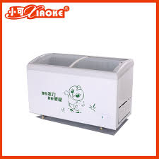 glass door chest freezer 200l small mini glass door chest freezer with lock and key buy