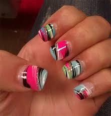 summer nails nails10