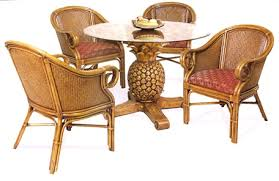 cheap rattan dining room table sets rattan and wicker dining and