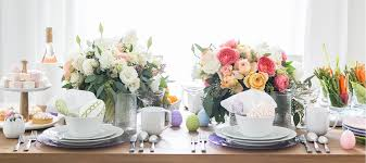Easter Bunny Decorations Sale by Easter Decorations And Centerpieces Crate And Barrel