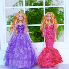Barbie Doll Princess Set