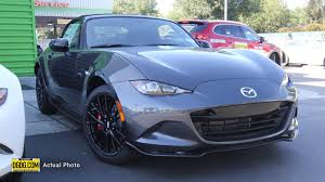 mazda mx series new 2017 mazda mx 5 miata club convertible in san jose o32984