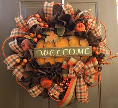 Thanksgiving Deco Mesh Wreaths The 25 Best Fall Deco Mesh Ideas On Pinterest Fall Burlap
