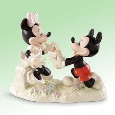 mickey and minnie cake topper disney s mickey minnie wedding cake topper figurine