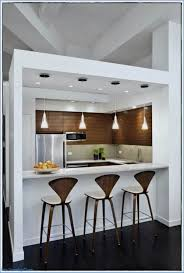 ilot bar cuisine cuisine style bar beautiful cuisine avec ilot table ilot central