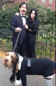 Adam Family Halloween Costumes 9 Geeky Halloween Costumes Man Beast Rover