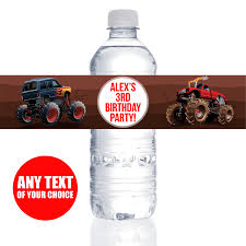 monster truck jam party supplies monster truck monster jam birthday party supplies canada open a
