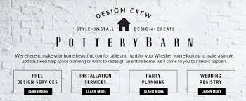 Request Pottery Barn Catalog Customer Service Pottery Barn