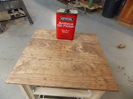 How To Make Furniture Look Rustic by Making New Wood Look Old Minwax Blog