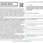 scientific method worksheet the scientific method 3rd grade