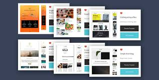 create email newsletter template 5 1 newsletter templates to create email caigns faster