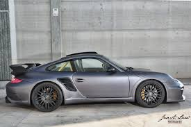 widebody porsche 911 german porsche 911 gets the spanish wide body treatment 2 images