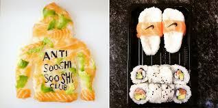 comment cuisiner des tomates s h s sushi chef yujia hu creates edible sneaker shoe shi design you trust