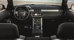new land rover interior range rover unveils world u0027s first suv convertible with new 50k