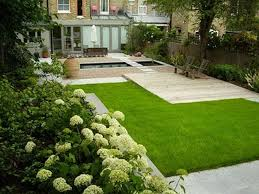 Exterior  Simple Patio Ideas For Small Amys Inspirations - Simple backyard design ideas