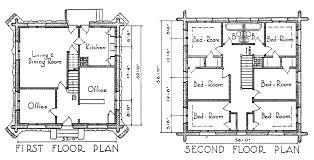 admin building floor plan deering thesis chapter 2 image