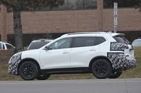 nissan trail 2017 nissan x trail facelift coming in late 2016