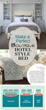 designing a bed make a perfect boutique hotel style bed hotel style bedding