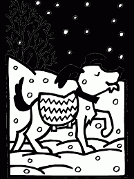 free coloring pages winter qlyview com
