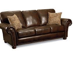 leather sleeper sofa charming benson stationary sofa furniture at leather sleepers