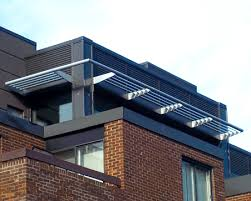 Sun Awnings For Houses Crl Arch Exterior Sun Control Devices Sunshades Awnings And
