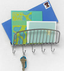 Desk Mail Organizer by Mail Organizers Letter And Mail Holder Organize It