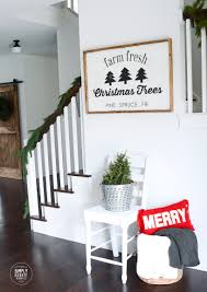 farm fresh christmas trees sign free cut file simply kierste
