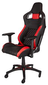 Desk Chair For Gaming by Corsair T1 Race Gaming Chair U2014 Black Red