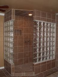 glass block bathroom ideas glass block bathroom bathroom by lone remodeling