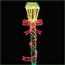 lighting residential lamp post christmas decorations lamp post