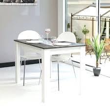 table de cuisine ronde table cuisine ronde blanc laque cheap plan travail plateau pour en