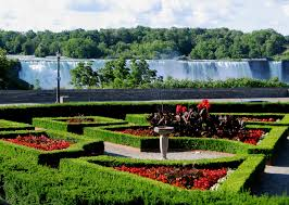 Botanical Gardens Niagara Falls Niagara Falls Garden Gardens Pinterest Niagara Falls