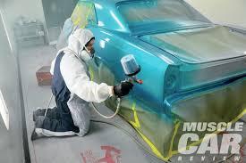 1967 chevrolet chevelle acrylic urethane paint job muscle car
