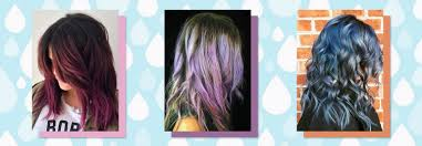 Colour Trend by Hair Colour Trend Geode Hair Colour Bebeautiful