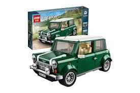 lego mini cooper lepin 21002 автомобиль mini cooper аналог lego creator 10242