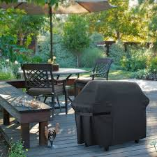 Patio Grill Cover by Victsing Grill Cover Medium 58 Inch Waterproof Heavy Duty Bbq
