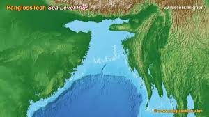 More Sea Level Rise Maps Sea Level Rise In Bangladesh New Hd Youtube