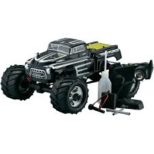 monster truck nitro 3 kyosho 1 8 rc model car nitro monster truck from conrad com