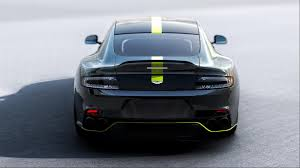 aston martin supercar 2017 aston martin rapide amr au badge stirling green inspiré du team am