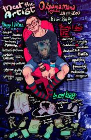 Artist Meme - artstation meet the artist meme oussama mana