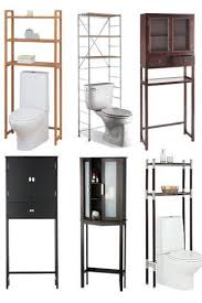 best 25 bathroom storage over toilet ideas on pinterest over