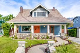 Craftsman Home Investor Home Staging California Craftsman In Pasadena